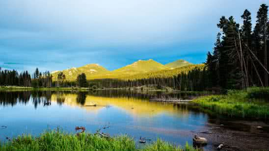 rocky mountain national park colorado united states 4k wallpaper