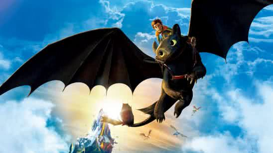how to train your dragon hiccup riding toothless 4k wallpaper