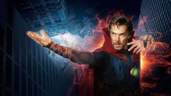 doctor strange 8k wallpaper
