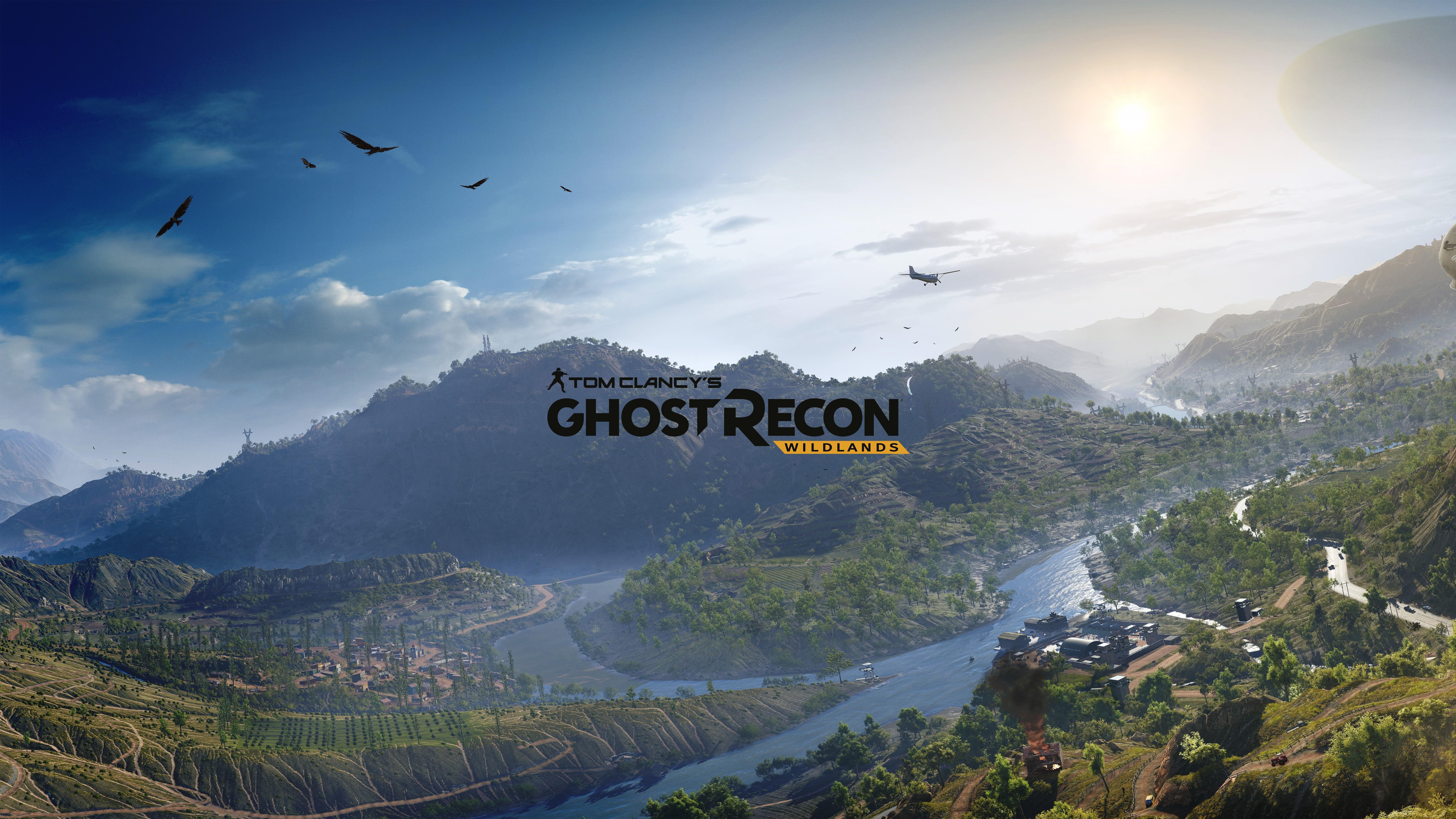 ghost recon wildlands uhd 8k wallpaper