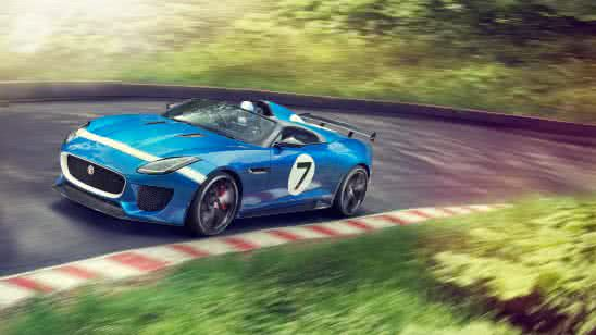 jaguar f type project 7 8k wallpaper