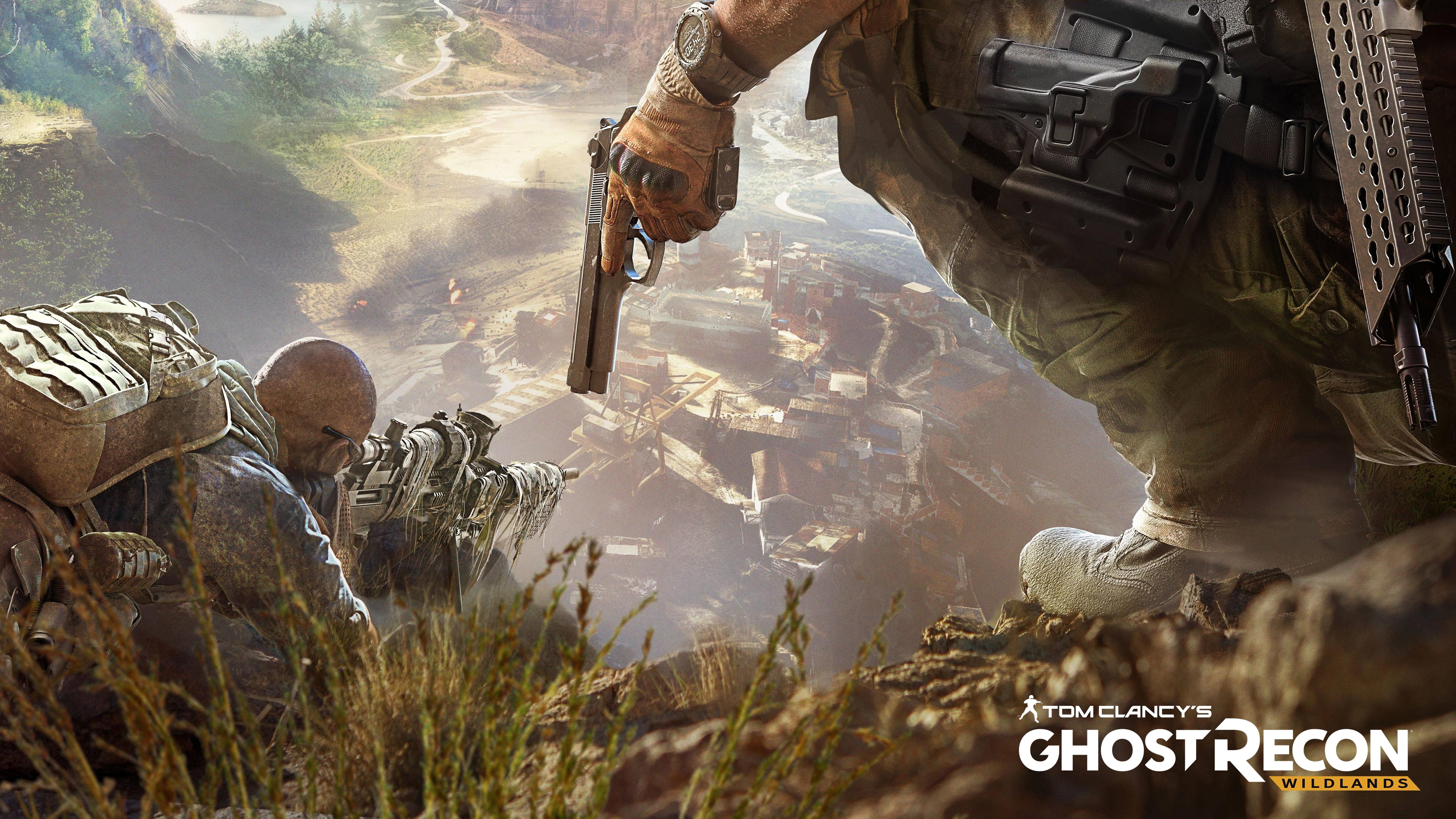 Tom Clancys Ghost Recon Wildlands Uhd 8k Wallpaper Pixelz