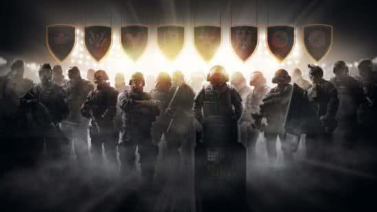 tom clancys rainbow six siege pro league 8k wallpaper