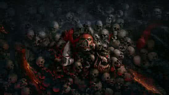 warhammer 40000 dawn of war 3 8k wallpaper