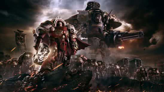 warhammer 40000 dawn of war iii 8k wallpaper