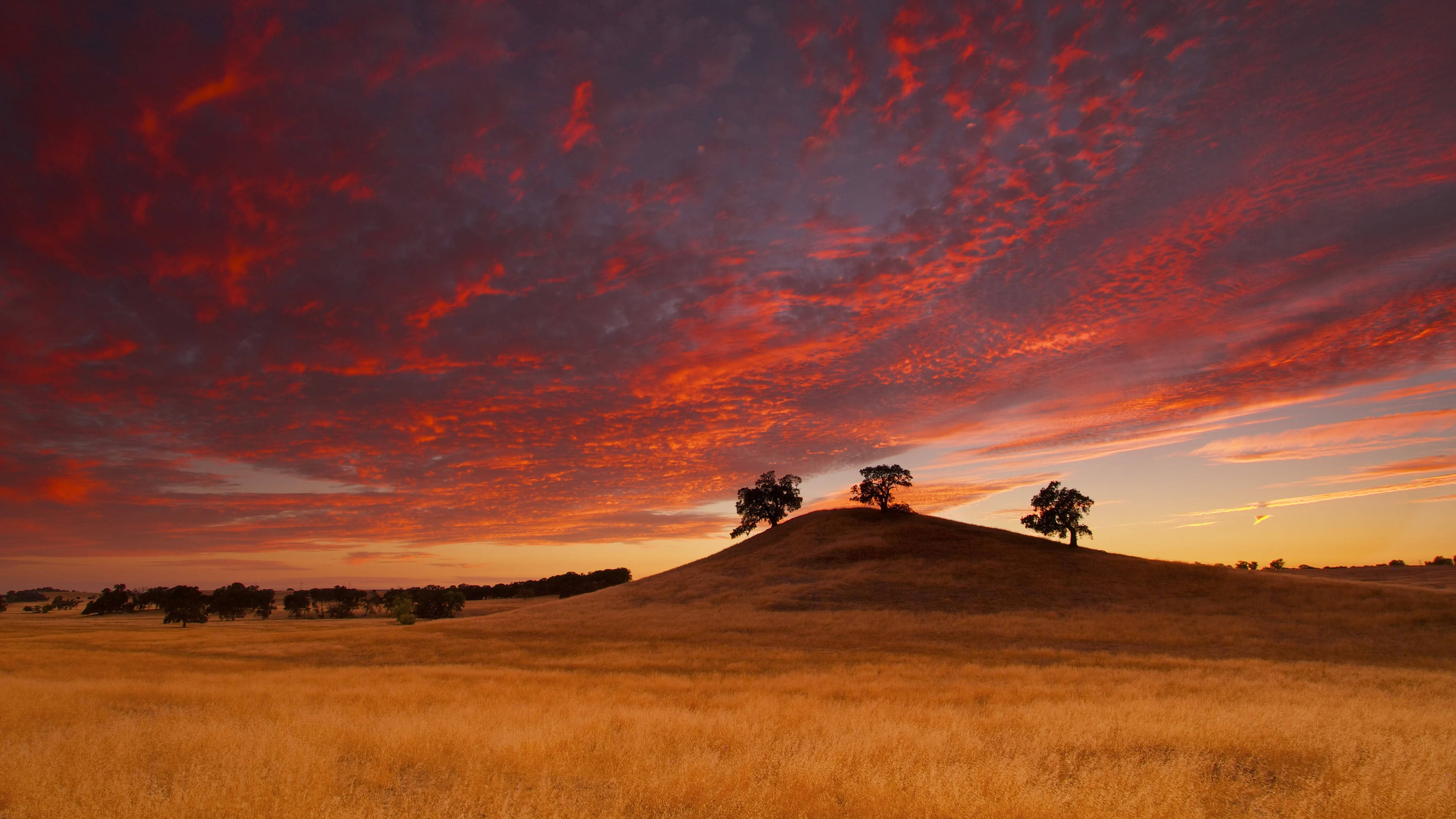 rancho murieta sacramento county california united states uhd 4k wallpaper