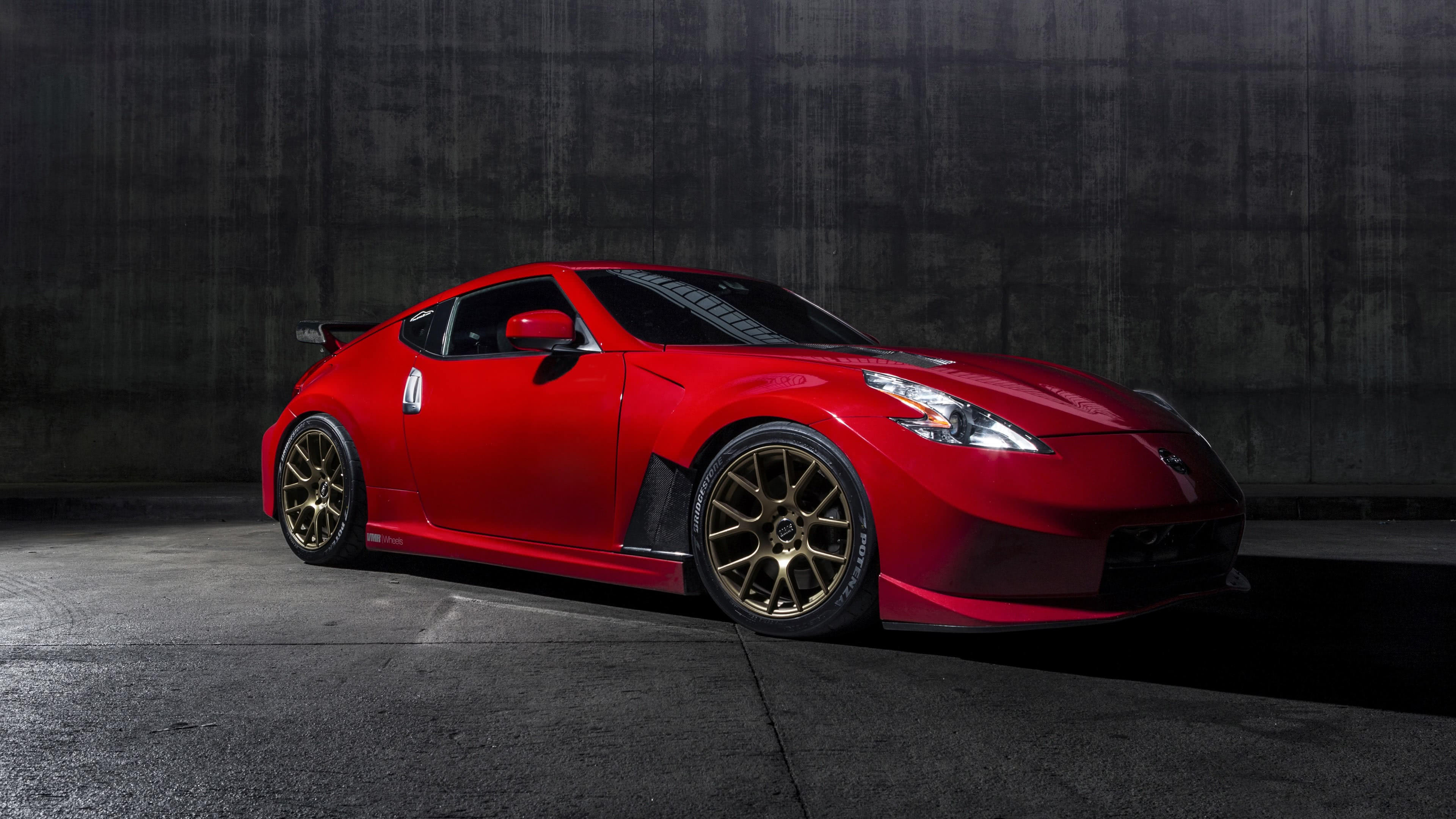 2017 nissan 370z coupe uhd 4k wallpaper