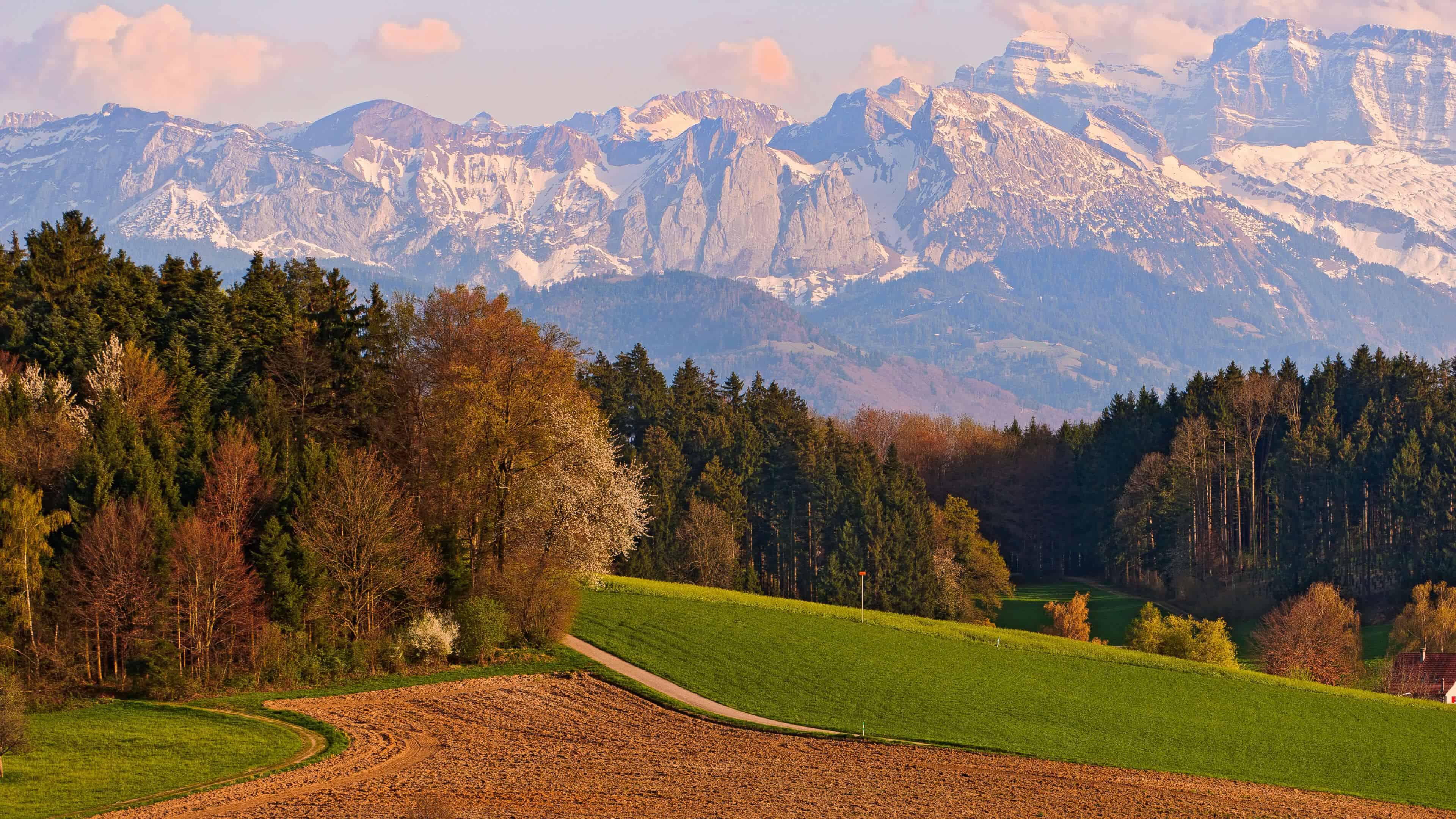 autumn in switzerland uhd 4k wallpaper