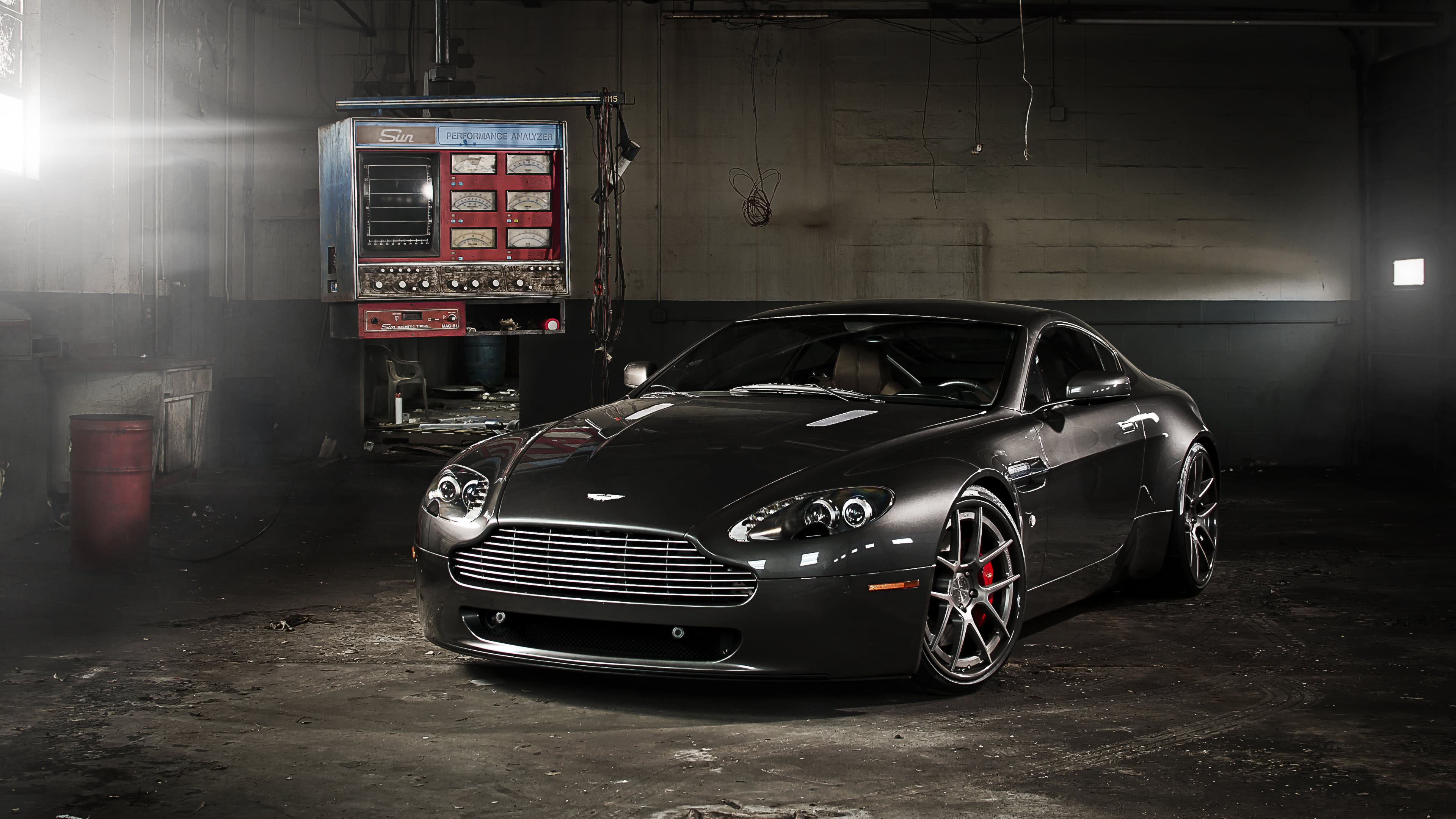 black aston martin uhd 4k wallpaper