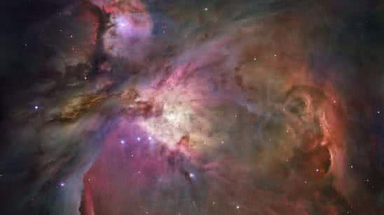 orion nebula uhd 4k wallpaper
