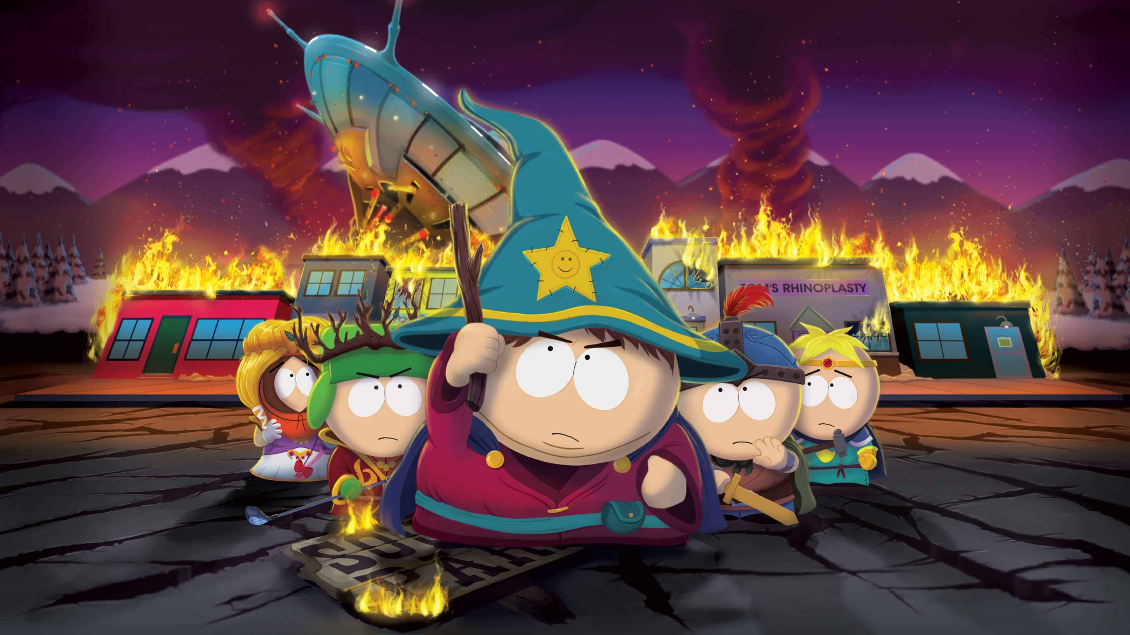 south park stick of truth uhd 4k wallpaper