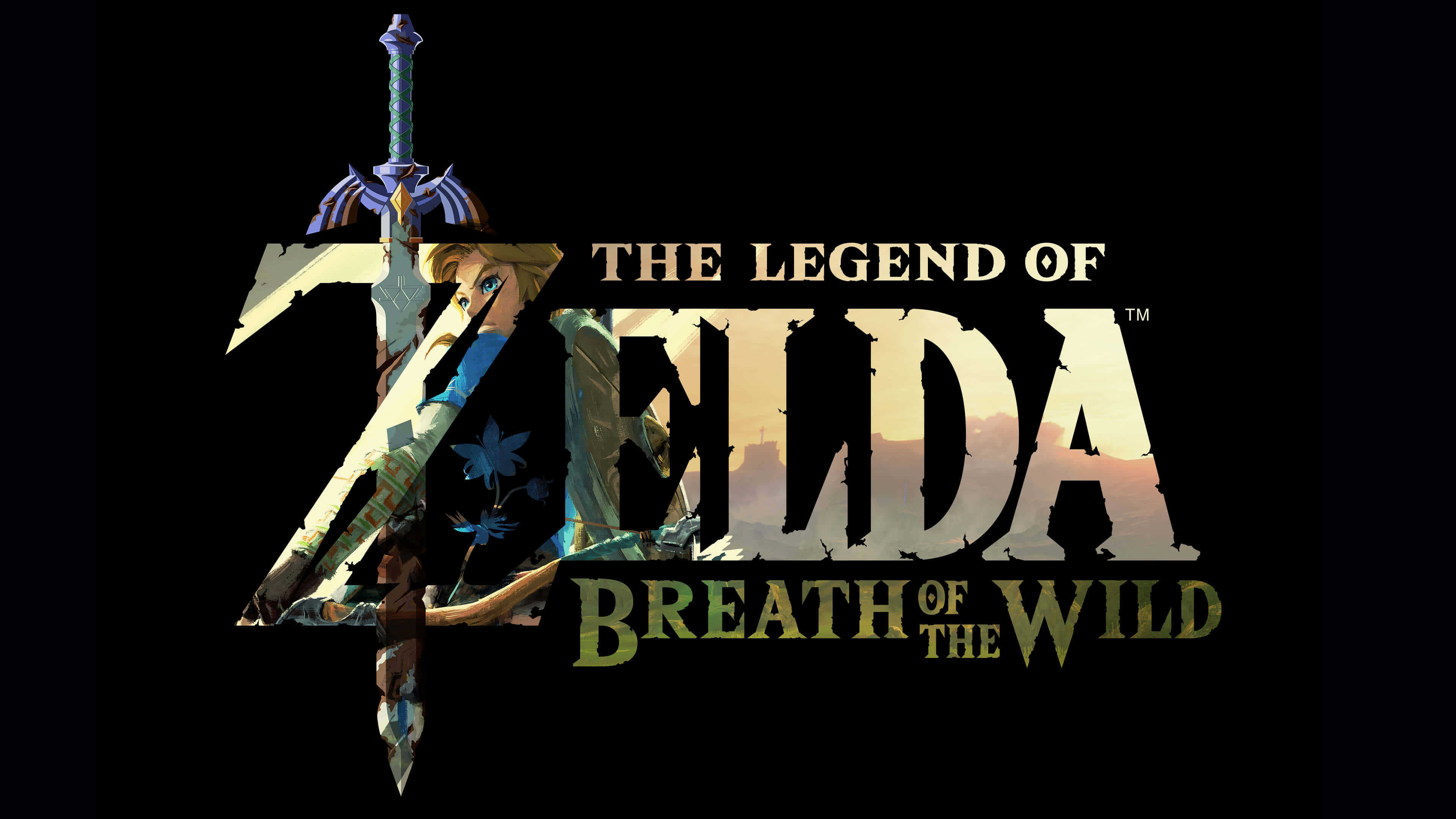 Zelda Breath Of The Wild Wallpaper Hd: The Legend Of Zelda: Breath Of The Wild UHD 4K Wallpaper