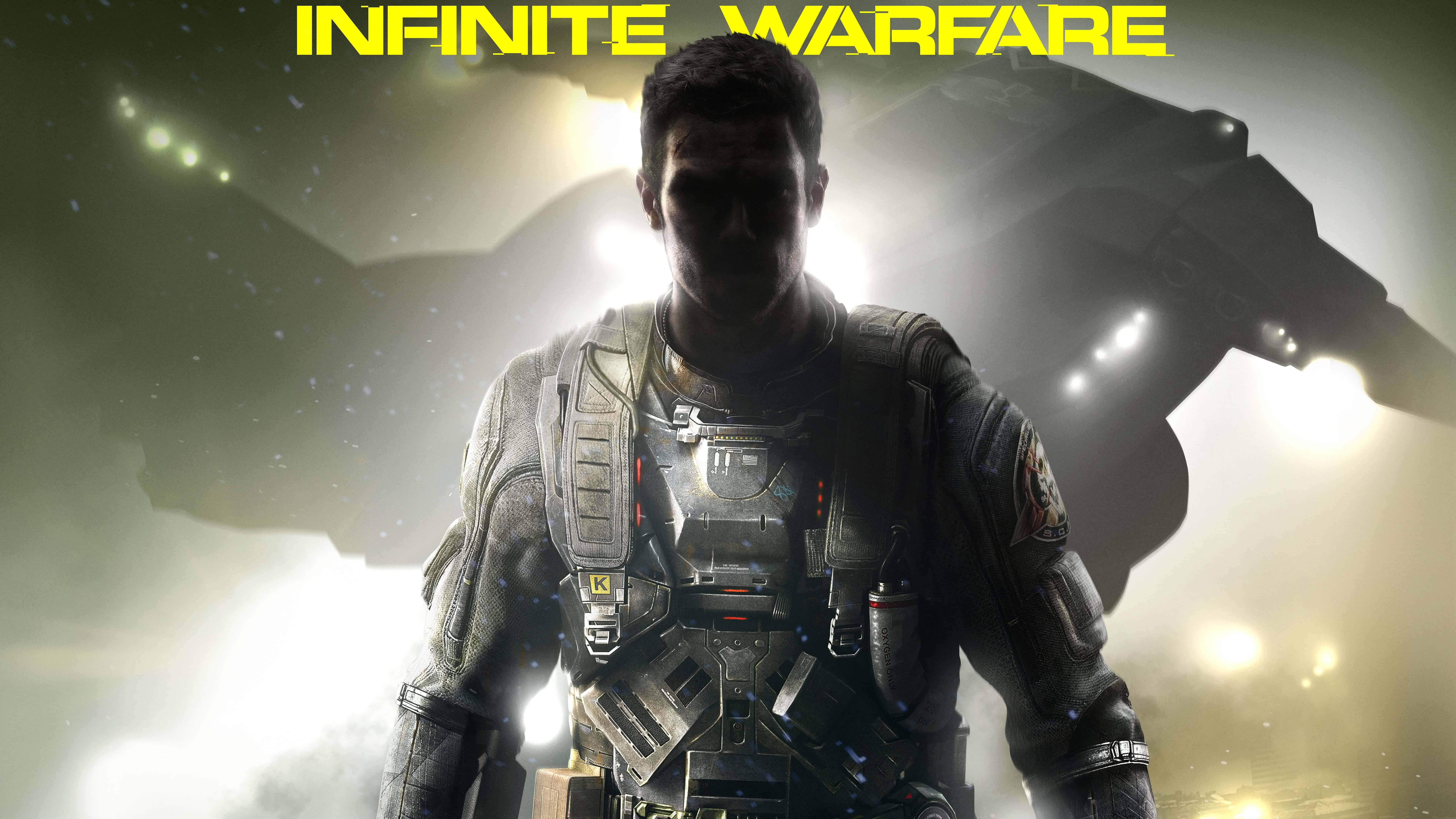 call of duty infinity ward uhd 8k wallpaper