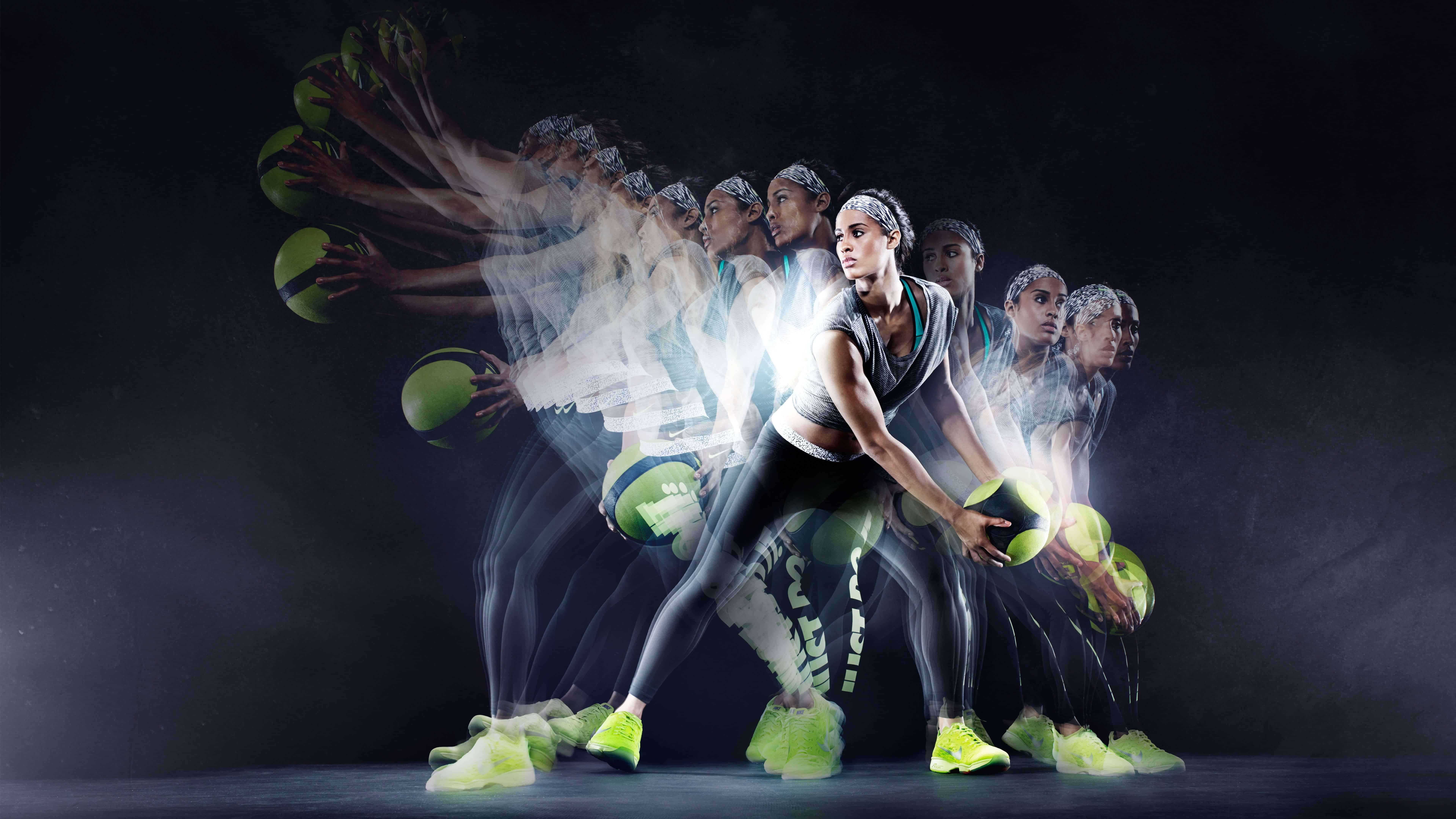 Nike Zoom Fit Agility Fitness Footwear UHD 8K Wallpaper ...