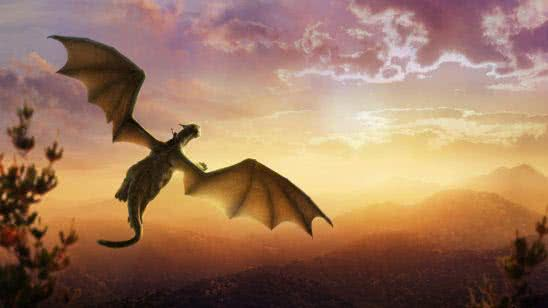 petes dragon elliot uhd 8k wallpaper
