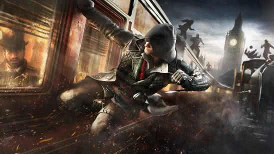 assassins creed syndicate train uhd 8k wallpaper