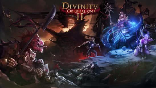 divinity original sin 2 uhd 8k wallpaper