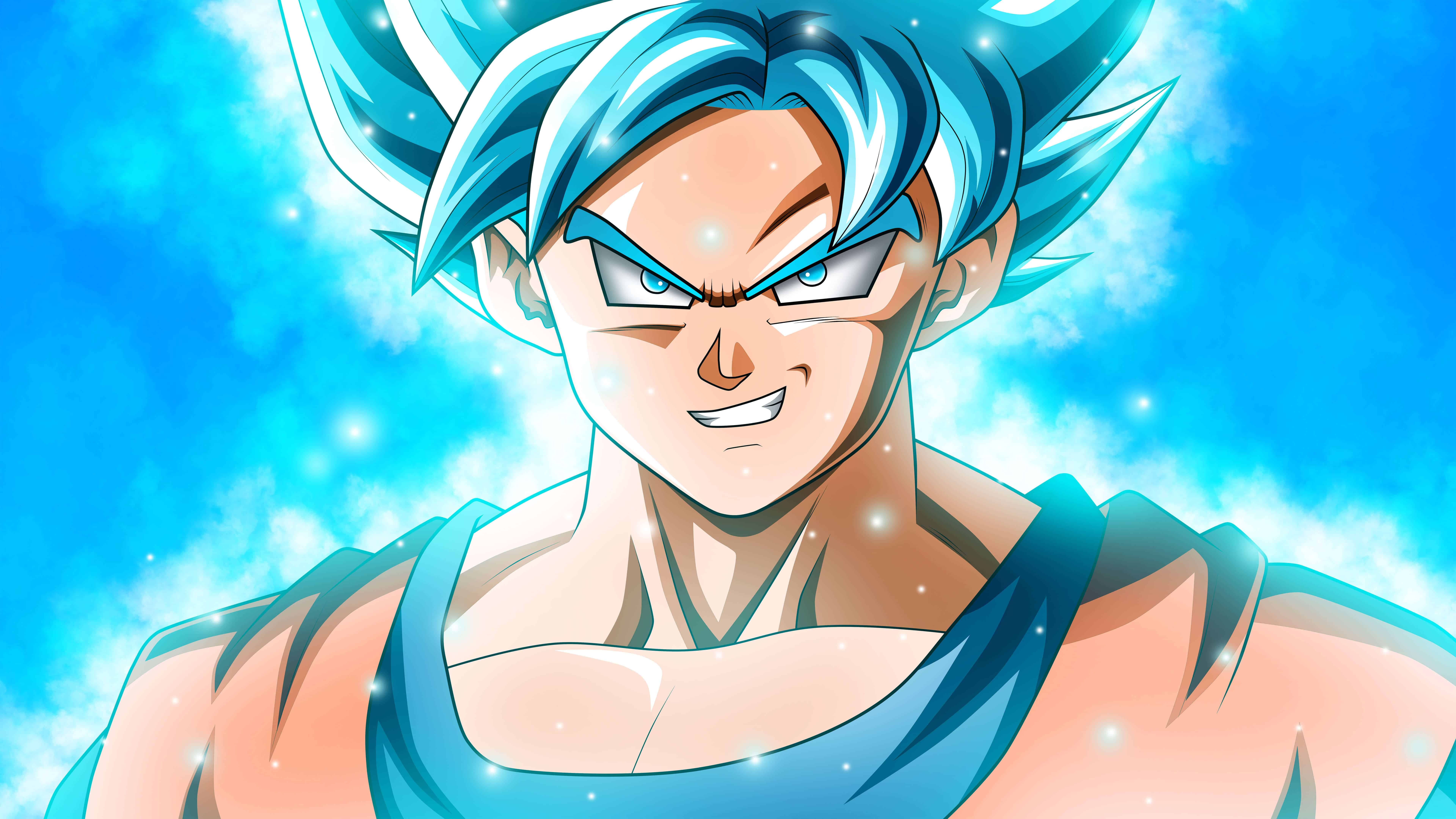 Dragon Ball Super Goku Uhd 8k Wallpaper Pixelz