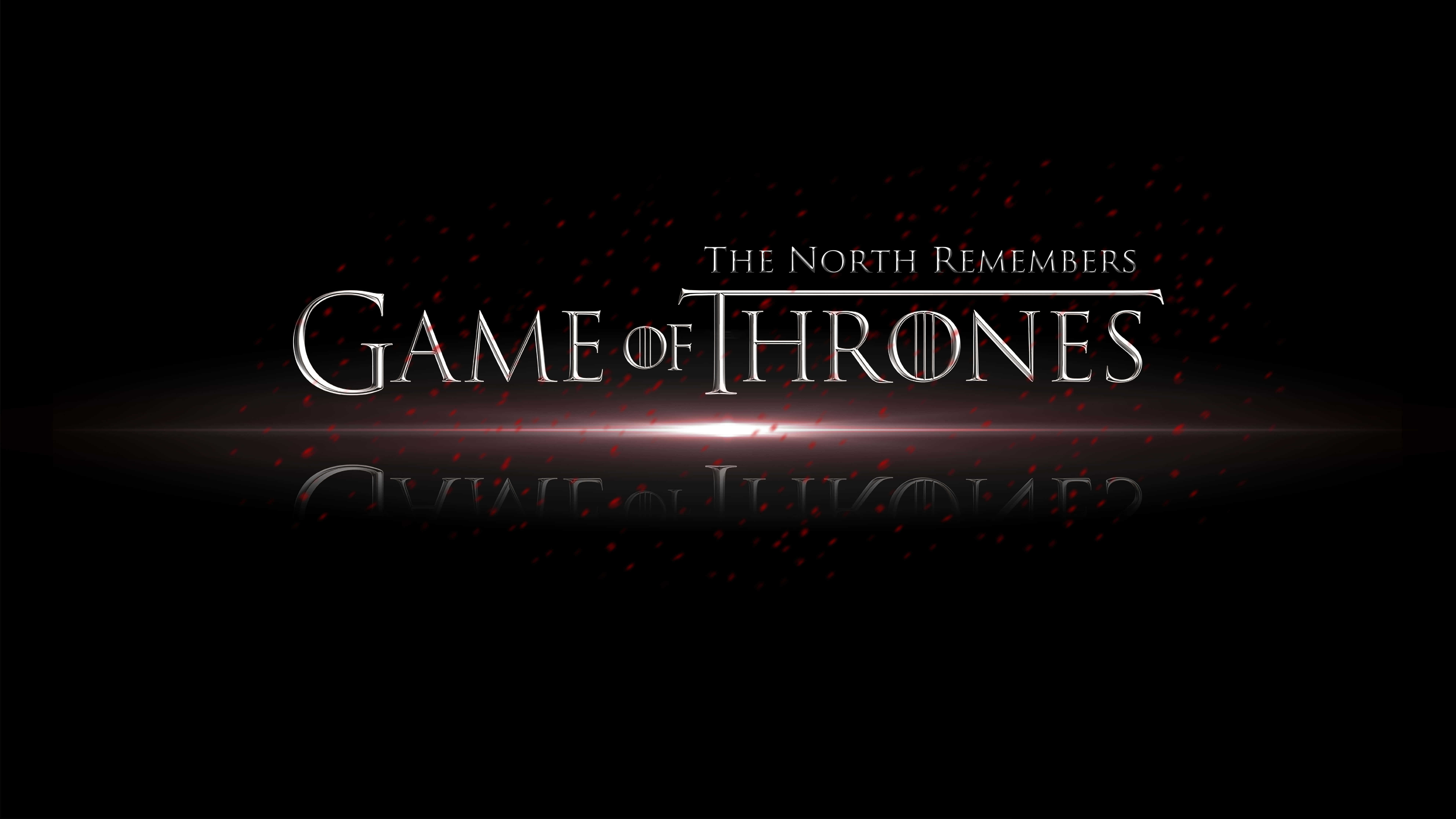 game of thrones the north remembers uhd 8k wallpaper
