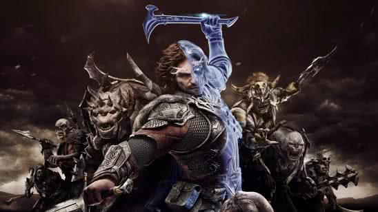 talon middle earth shadow of mordor uhd 8k wallpaper