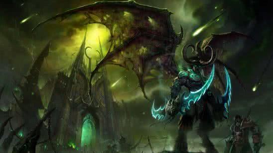 world of warcraft burning crusade uhd 8k wallpaper
