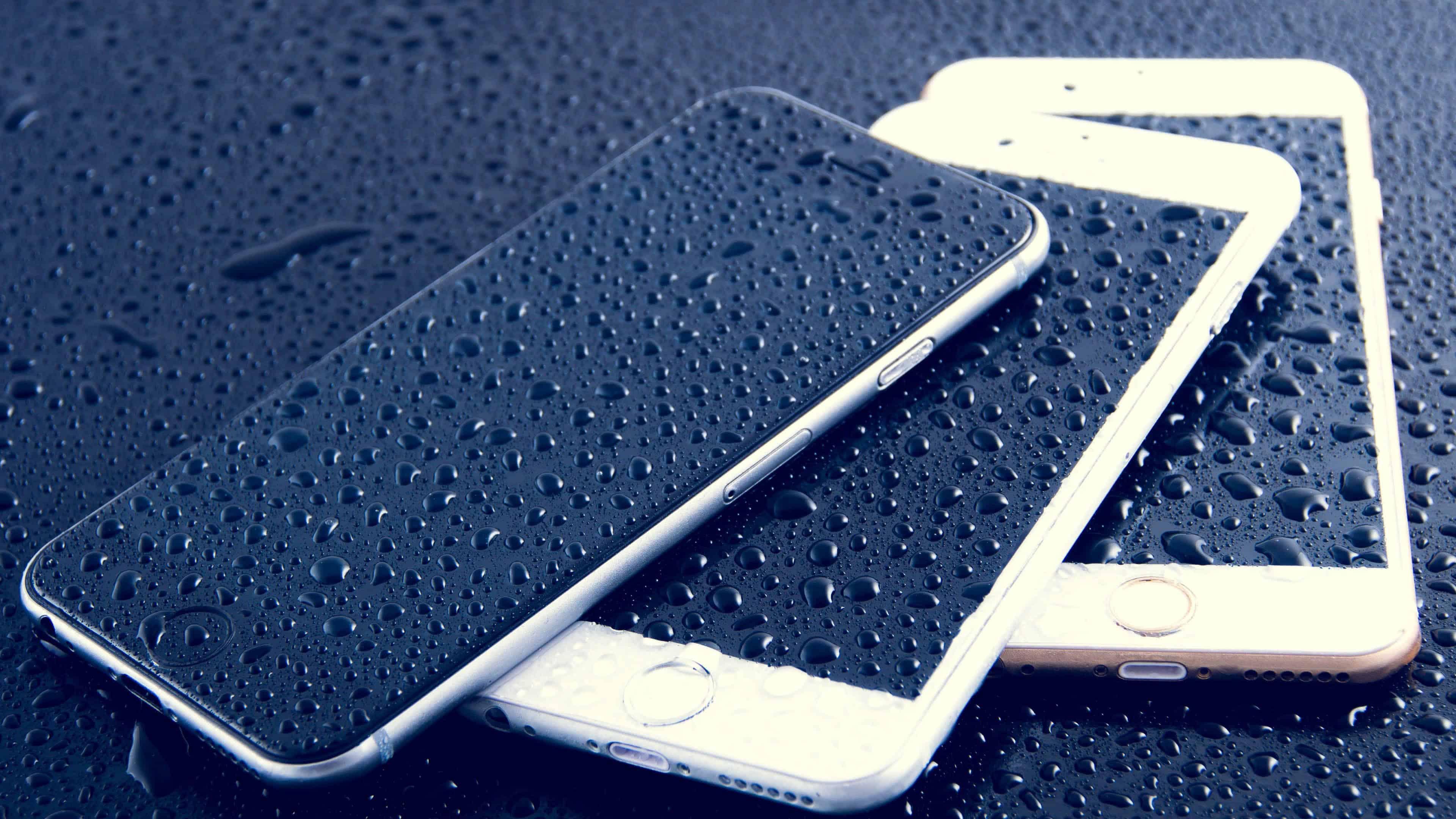 Iphone 6s Plus 4k Wallpaper: Apple IPhone 6S Waterproof UHD 4K Wallpaper