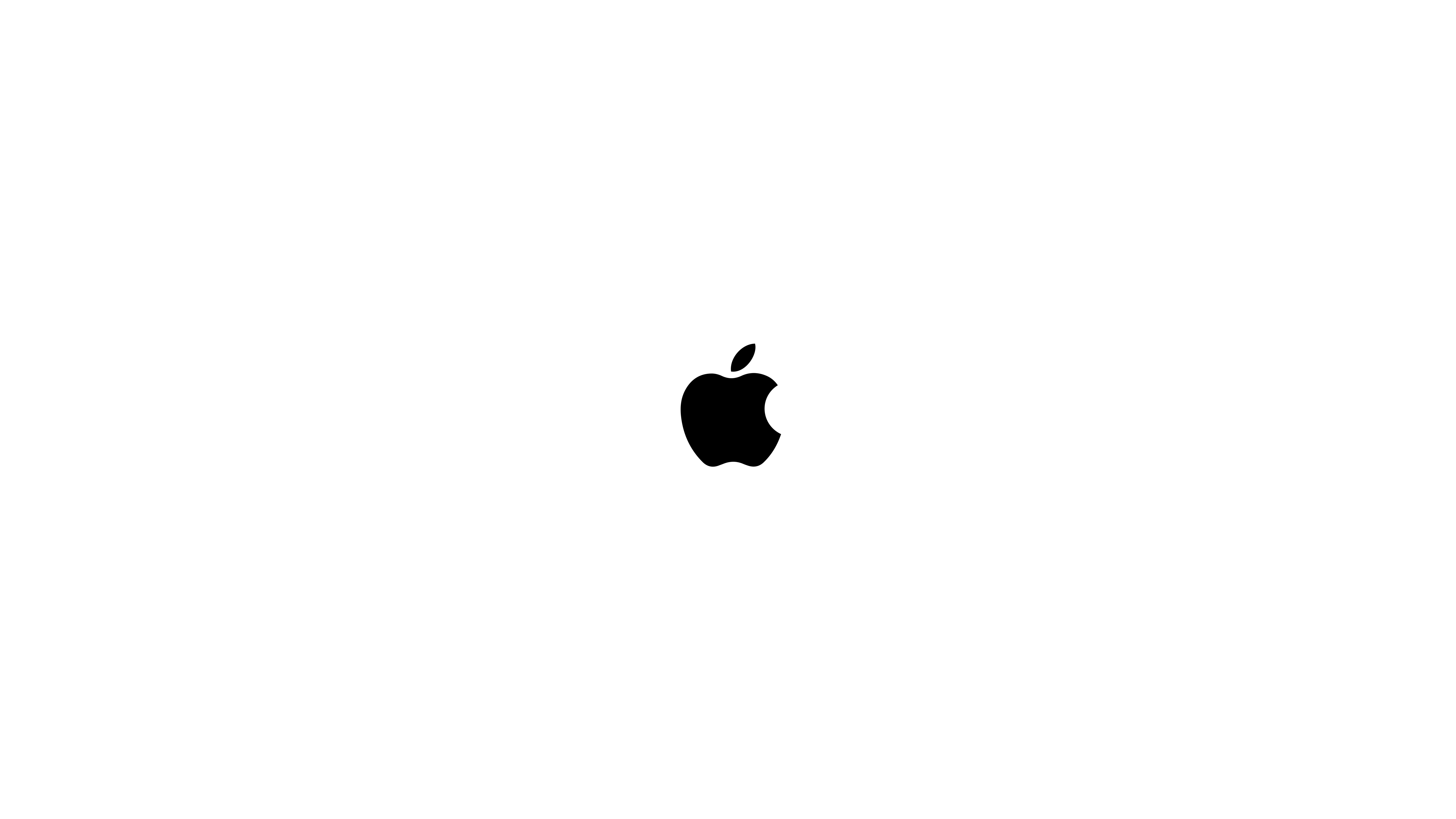 black apple logo uhd 8k wallpaper pixelz