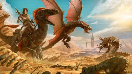 ark survival evolved 2 uhd 8k wallpaper