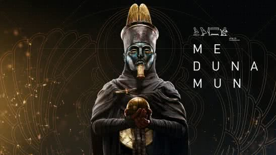 assassins creed origins medunamun uhd 8k wallpaper