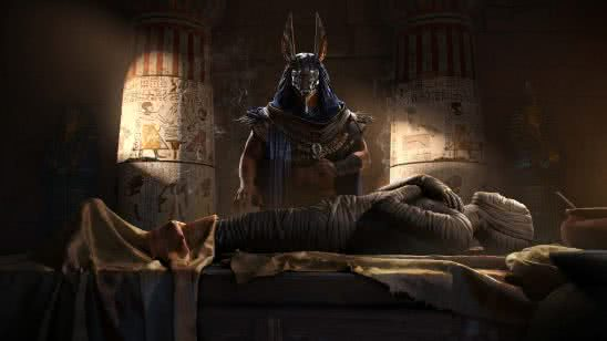 assassins creed origins mummy uhd 8k wallpaper