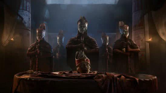 assassins creed origins order of the ancients uhd 8k wallpaper