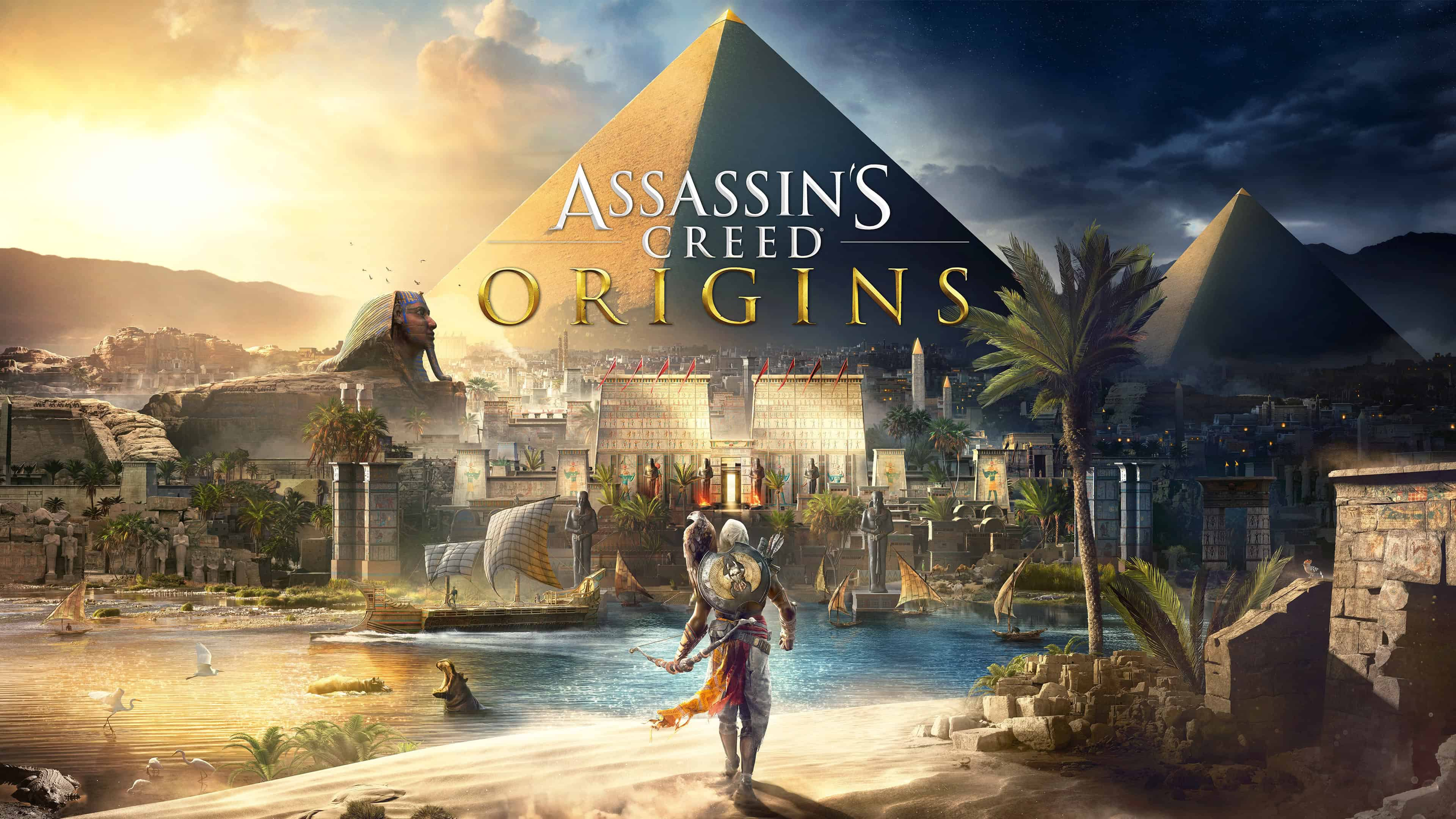 assassins creed origins uhd 4k wallpaper | pixelz