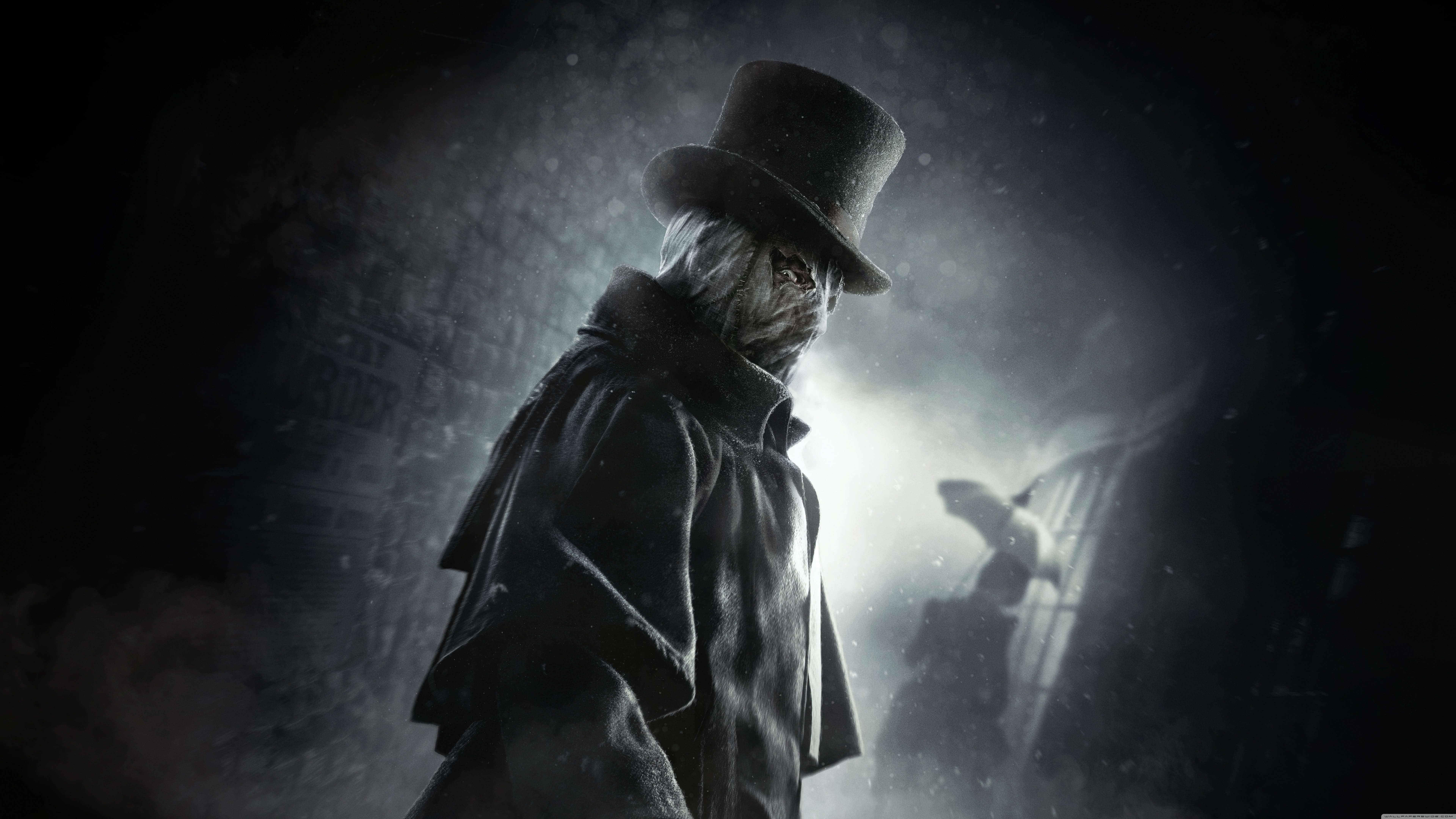 Assassins Creed Syndicate Jack The Ripper Uhd 8k Wallpaper Pixelz Cc