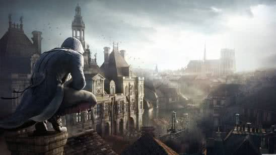 assassins creed unity arno uhd 8k wallpaper