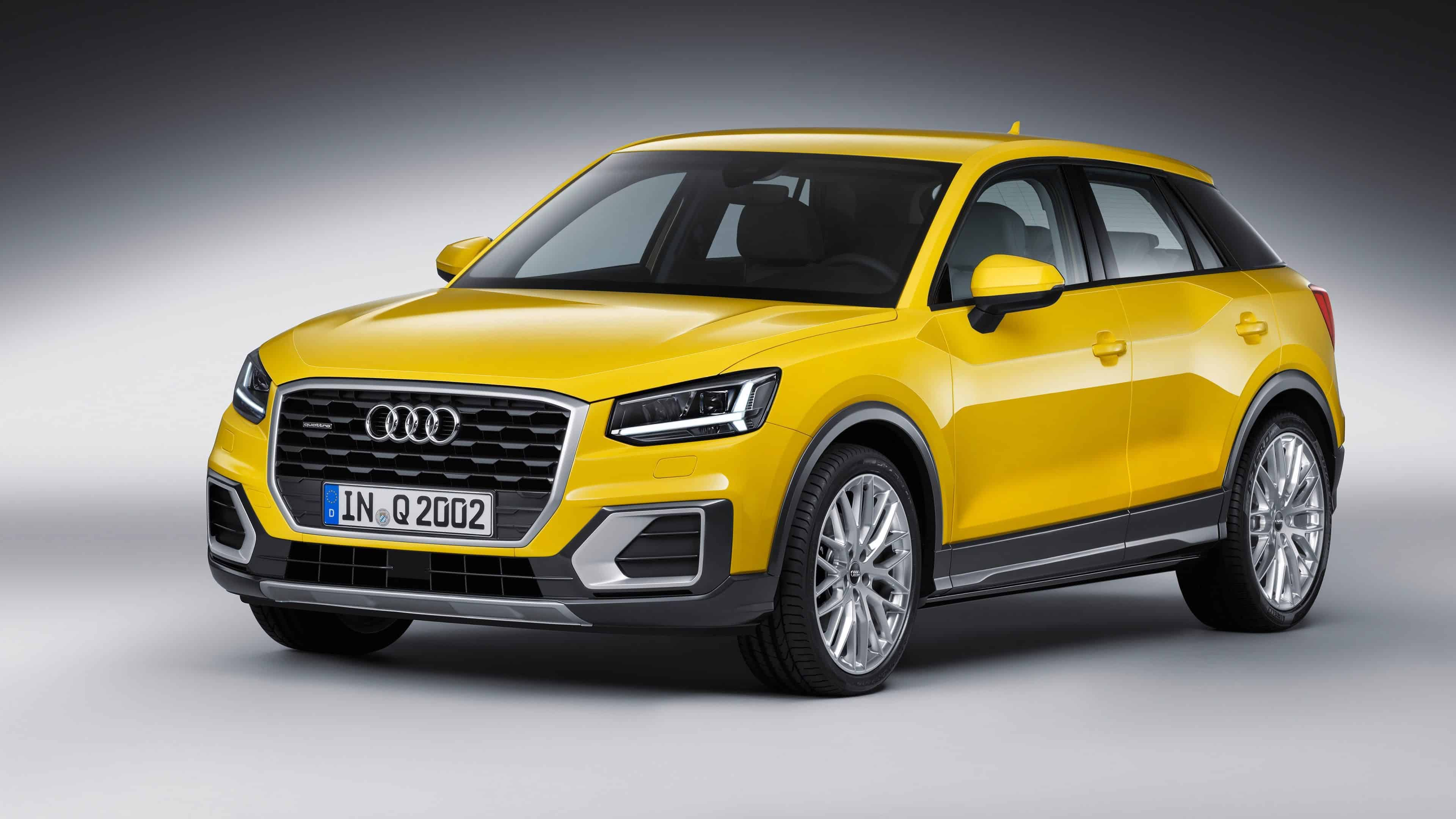 audi q2 uhd 4k wallpaper