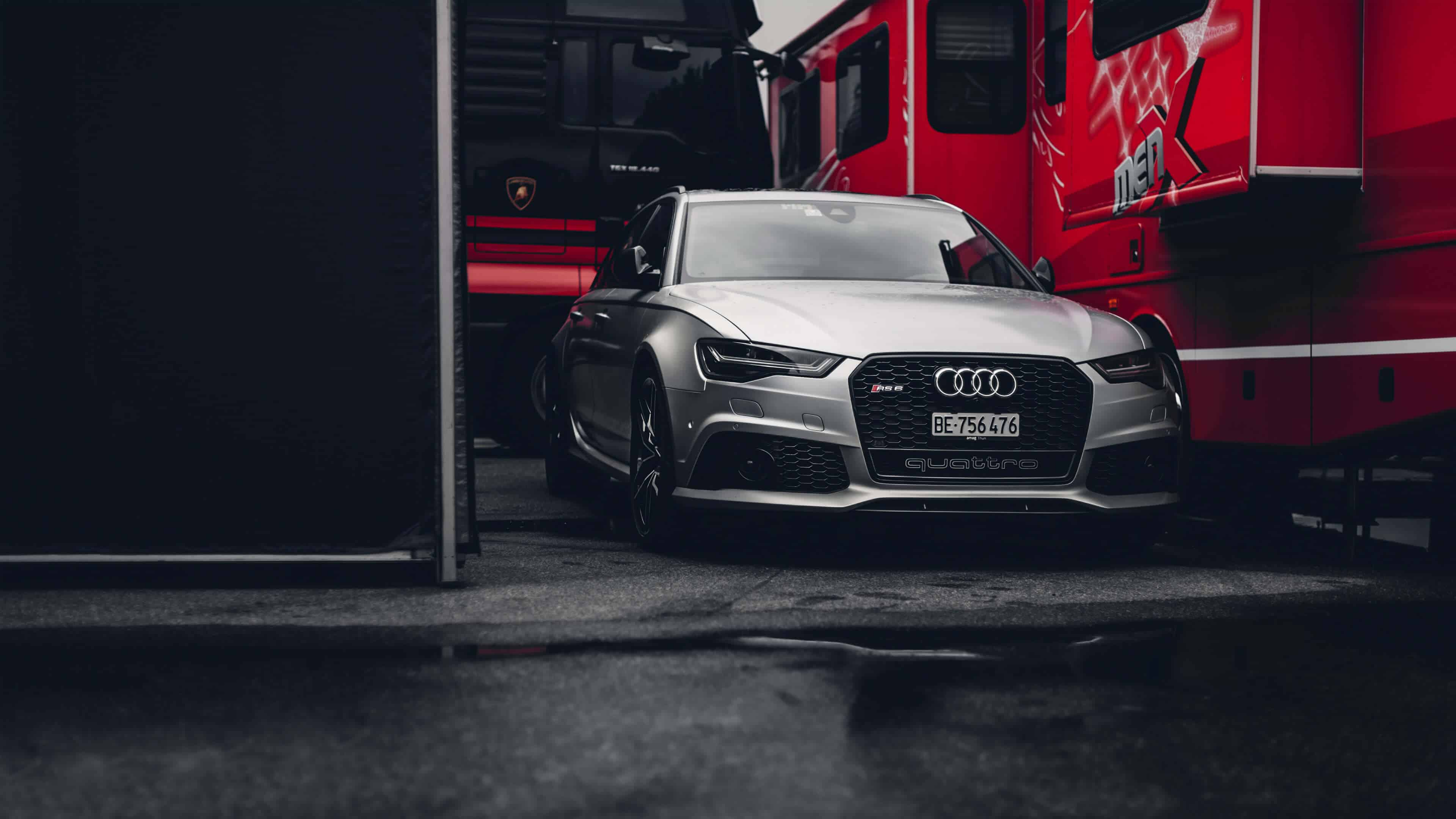 audi rs6 quattro uhd 4k wallpaper
