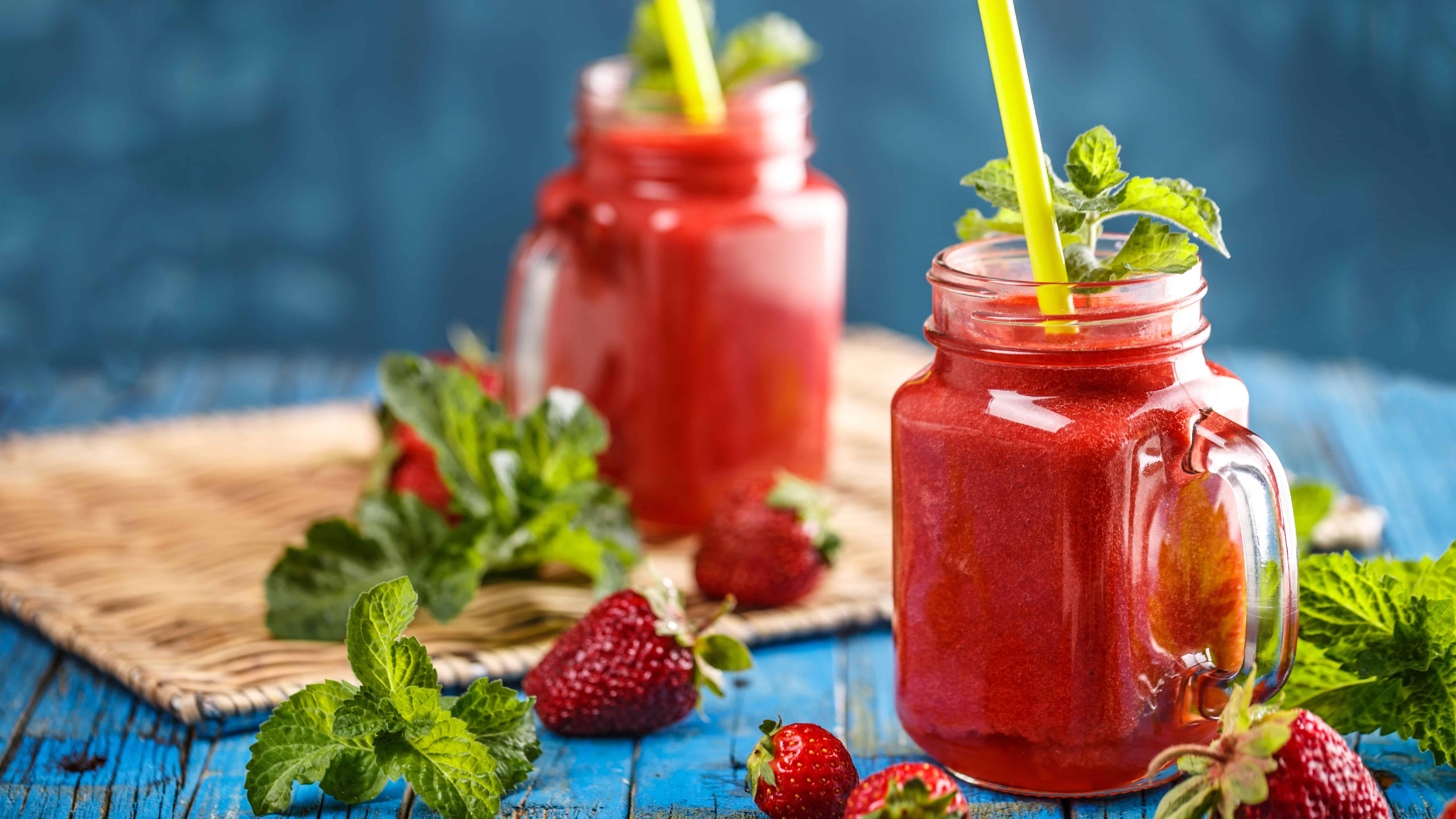 berry fruit smoothie uhd 8k wallpaper