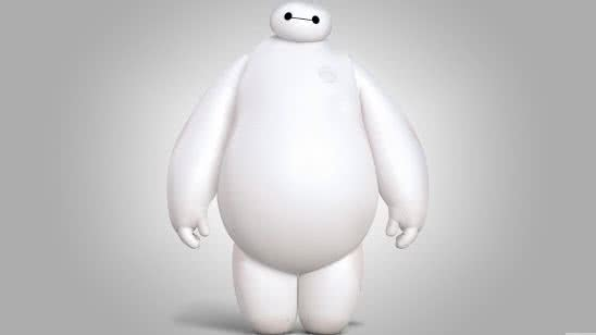 big hero 6 baymax uhd 8k wallpaper