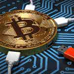 bitcoin digital currency uhd 8k wallpaper