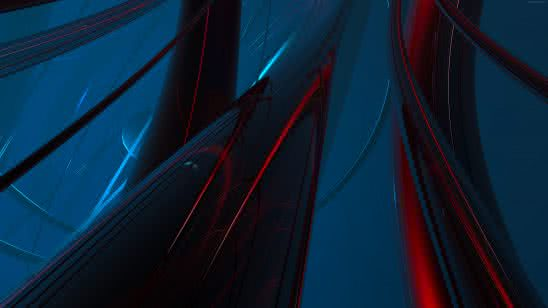 blue and red abstract uhd 8k wallpaper