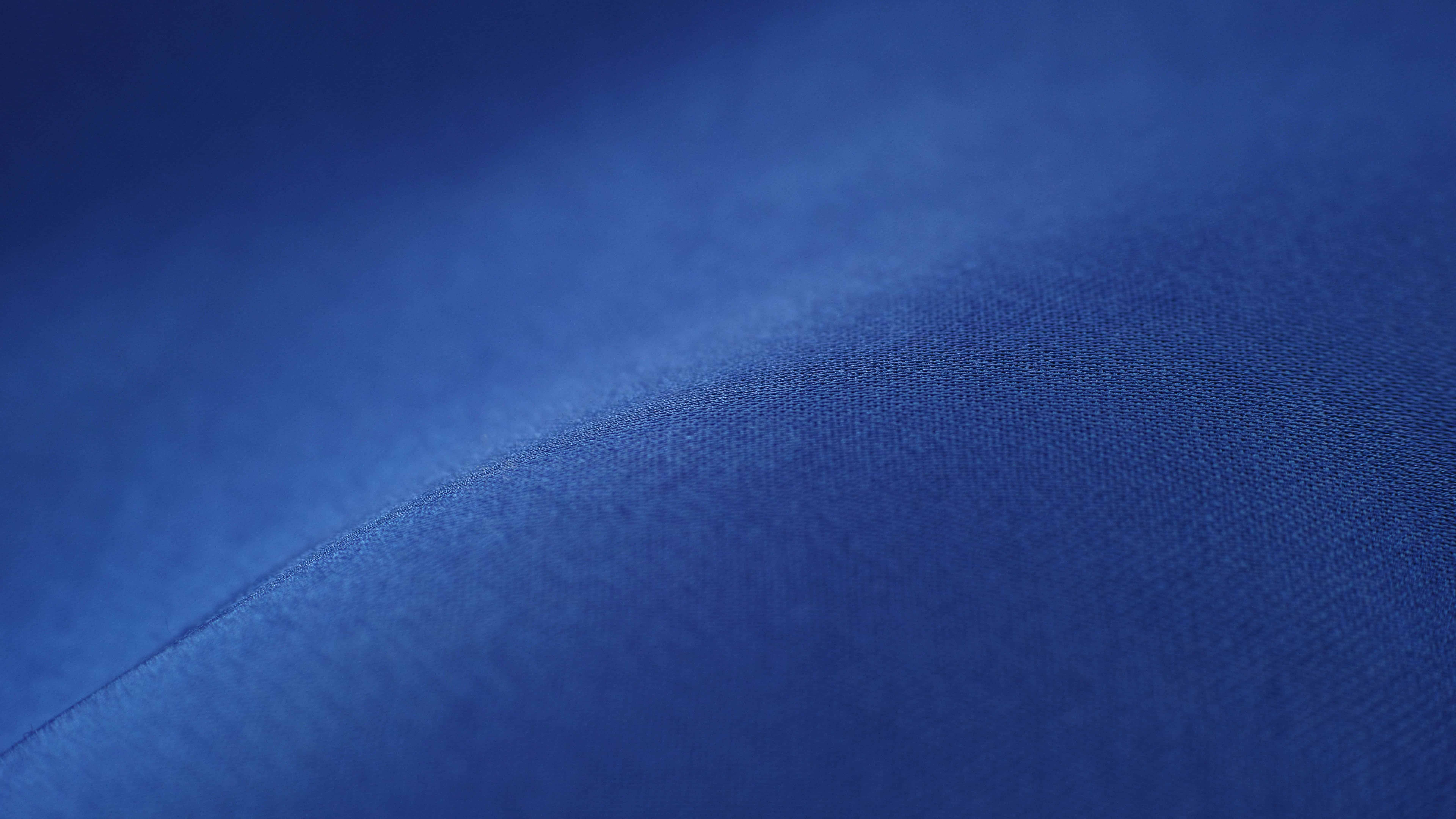 blue fabric pattern uhd 8k wallpaper