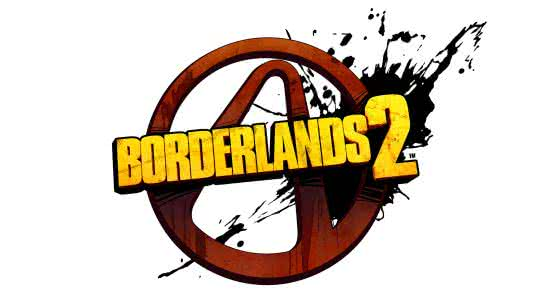 borderlands 2 logo uhd 4k wallpaper