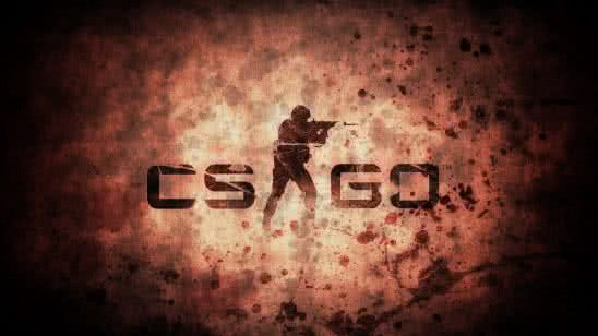 counter strike global offensive cs go logo uhd 4k wallpaper