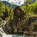 crystal mill crystal river colorado united states uhd 8k wallpaper
