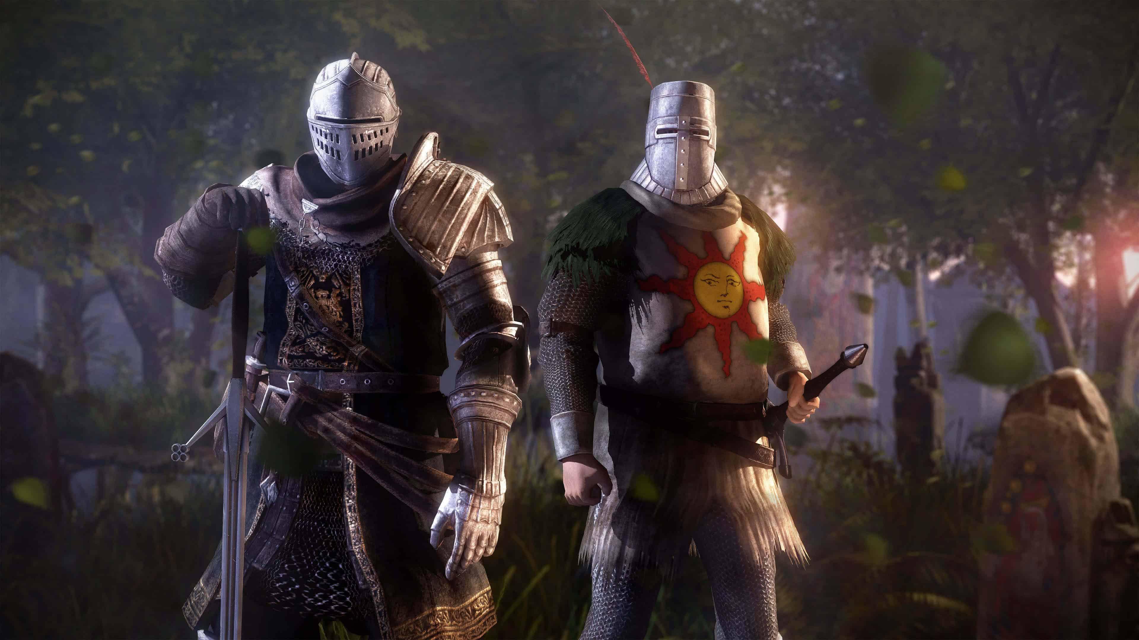 dark souls 3 knight uhd 4k wallpaper