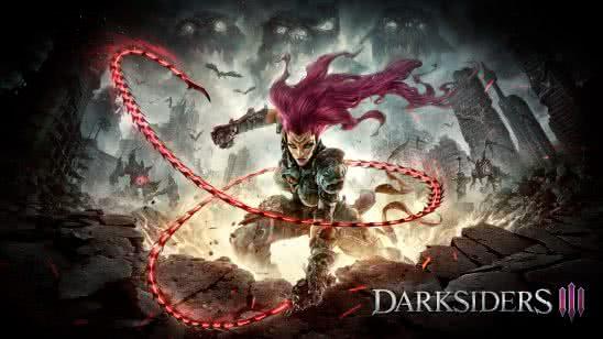darksiders 3 fury uhd 8k wallpaper