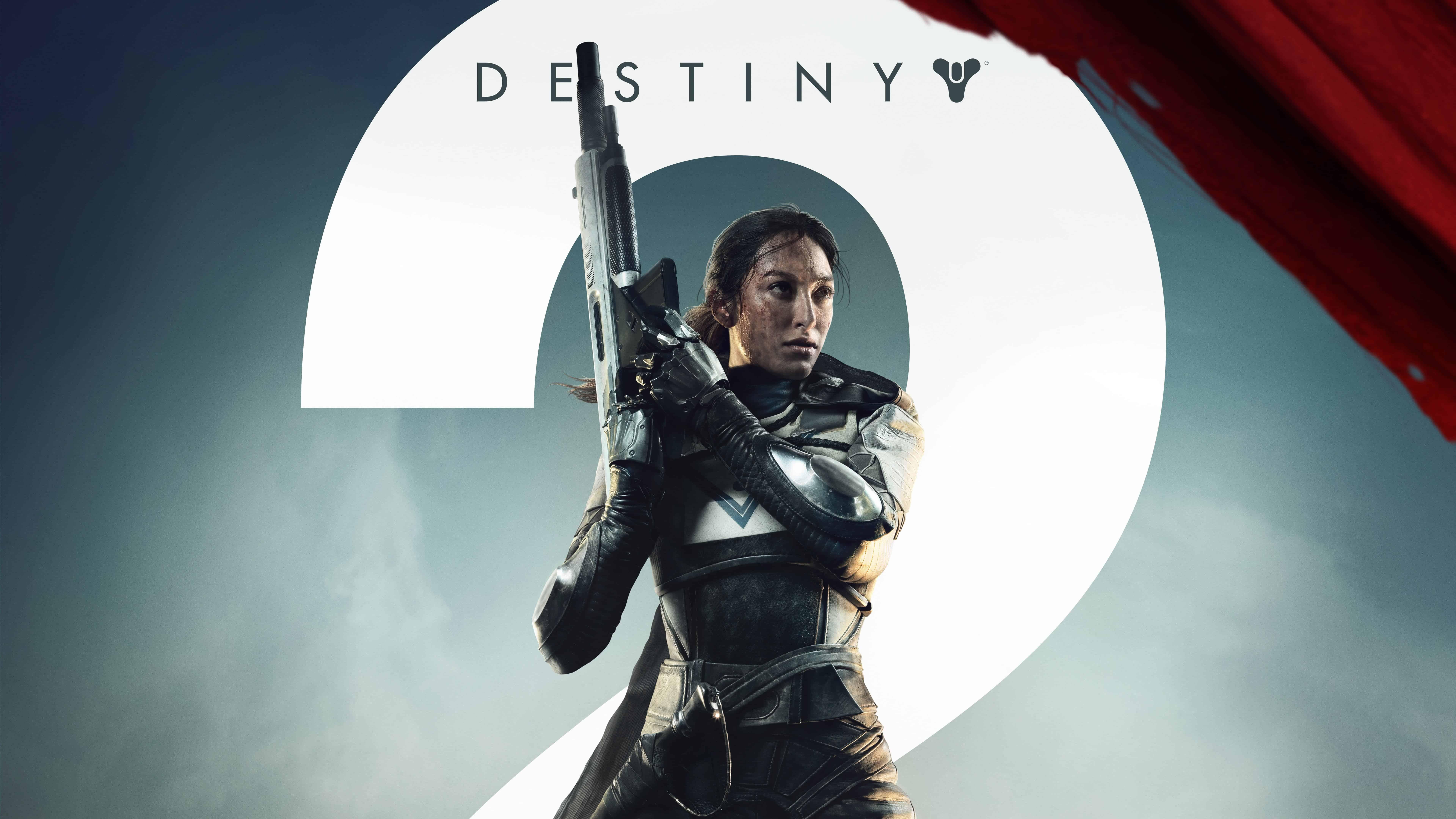destiny 2 hunter uhd 8k wallpaper