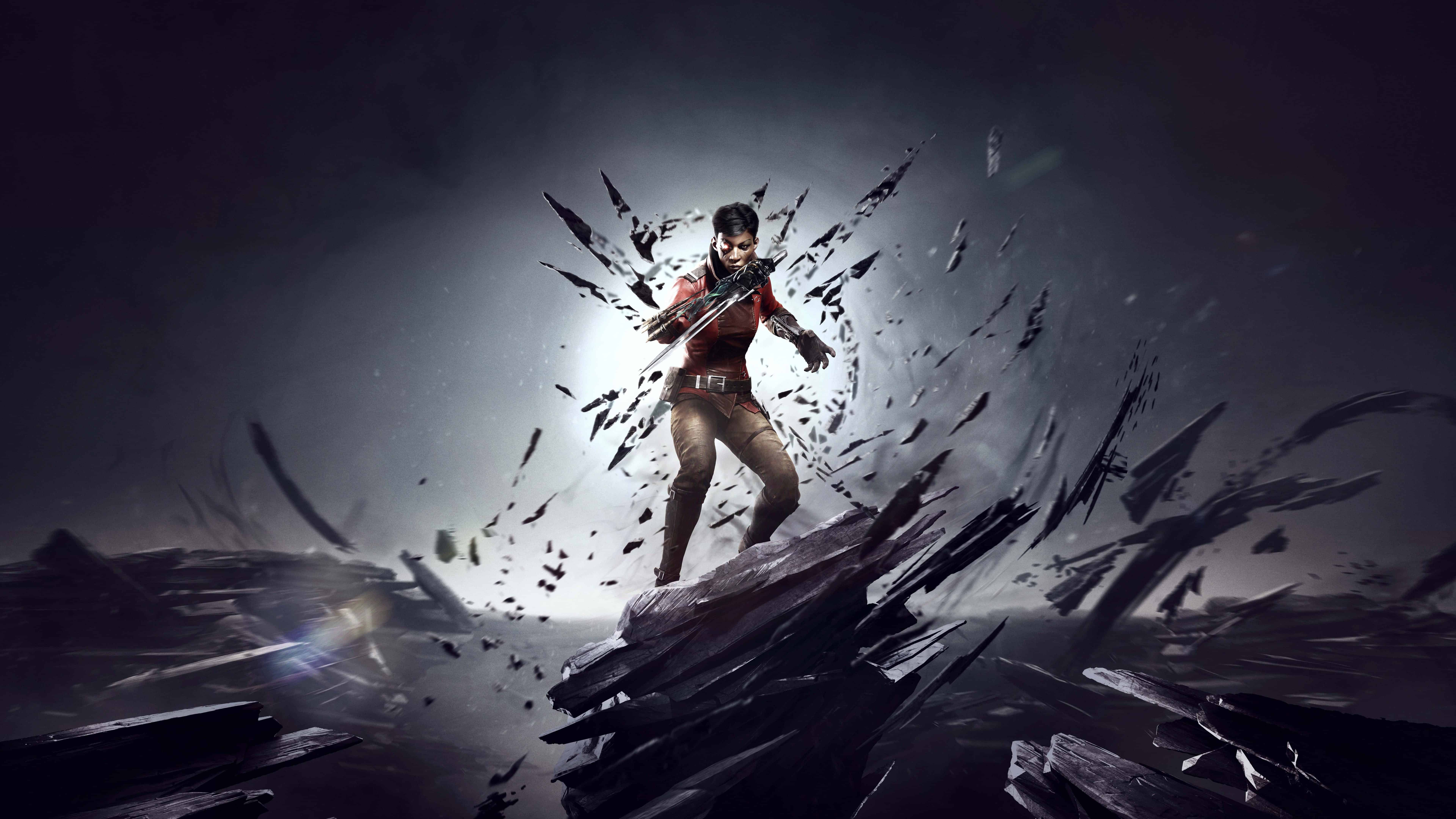 Dishonored Death Of The Outsider UHD 8K Wallpaper  Pixelz