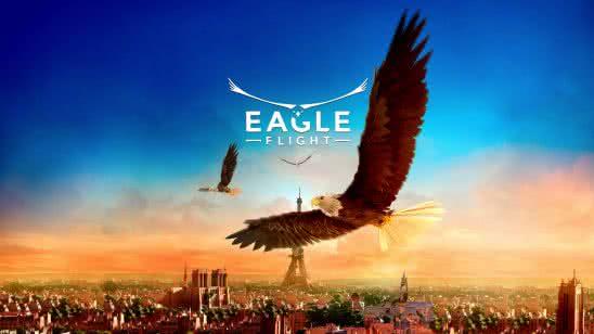 eagle flight game uhd 8k wallpaper