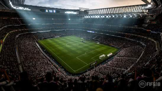 fifa 18 stadium uhd 8k wallpaper